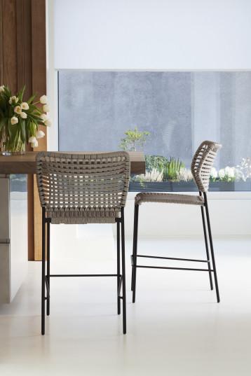 Corda stool by Tonon
